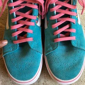 Vans Shoes - Vans X Odd Future